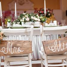 wedding items when to rent wedding decor and when to buy it brides