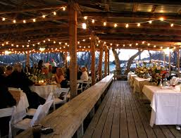 outdoor wedding lighting diy outdoor wedding lights