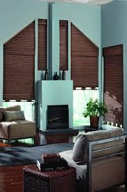 angle top angle bottom and triangle window treatments valance