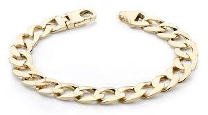 mens gold bracelet links images Mens gold bracelets espar denen jpg