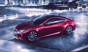 lexus two door coupes lexus rc 300h hybrid coupe to debut at tokyo motor show