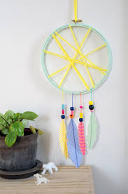 dream catcher for kids project kid