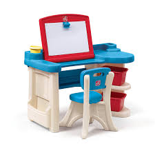 Kids Computer Desk And Chair Set by Amazon Com Step2 Studio Art Desk For Kids Toys U0026 Games