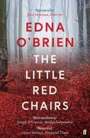 the little red chairs by edna o u0027brien