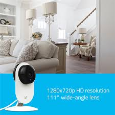 aliexpress com buy yi home camera 720p hd video monitor ip