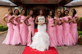 naija weddings from friends to wura ose s luxe lively wedding