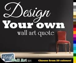 make your own wall decal diy color walls your house