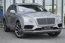 bentley bentayga grey used 2016 bentley bentayga w12 for sale in cambridgeshire