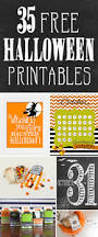 35 free halloween printables pretty my party