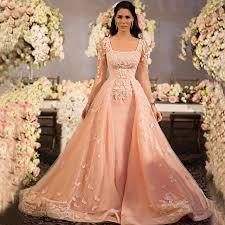 evening dresses vestido formatura pink sleeve prom dresses 2017 stunning