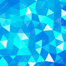 geometric triangle mosaic background graphic backdrop blue diamond