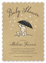 baby shower invitations bunny shower 5x7 photo baby shower invitations shutterfly