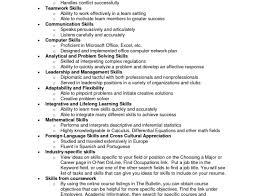 Ideas To Put On A Resume Shining Ideas What Are Some Good Skills To Put On A Resume 15