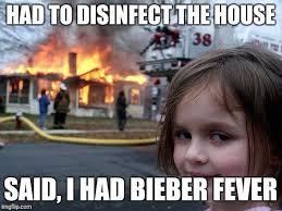 Fever Meme - disaster girl meme imgflip