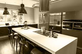 luxury bespoke kitchen design in surrey