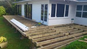 how to build a deck nz decks 2 5 thony builders ltd