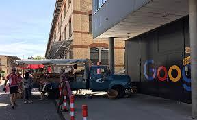 google zurich drive up farmers market pulls up to google zurich