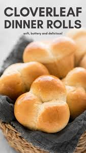 cloverleaf dinner rolls recipe as easy as apple pie
