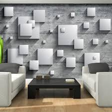 Wohnbeispiele Wohnzimmer Modern Uncategorized Tolles Tapeten Wohnzimmer Modern Grau Mit Muster