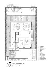 gambrel roof house floor plans wind vault house wallflower architecture design architecture lab