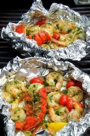 10 easy shrimp foil packet recipes how to cook shrimp in foil