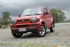 suzuki jeep 2012 2008 suzuki jimny sierra review caradvice