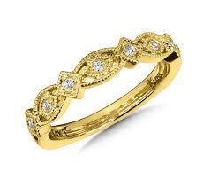 custom wedding ring shira diamonds custom stackable wedding bands wedding bands