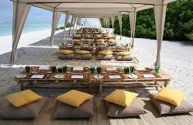 Beach Centerpieces For Wedding Reception by Beach Wedding Decorations