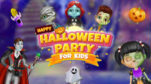 happy halloween party for kids halloween kids party games by