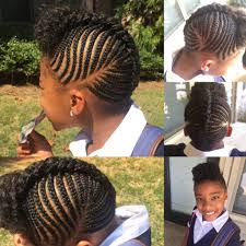 collections kids braiding styles pictures