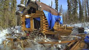 alaska house all decked out remote alaska cabin part 1 youtube