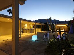 quiet desert oasis in palm springs colognac languedoc roussillon