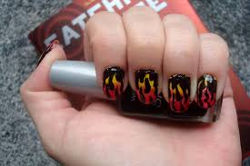 i know other stuff hunger games manicure the who was on