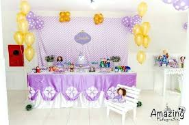 sofia the birthday party ideas mesmerizing sofia the party decoration the free sofia