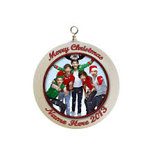 personalized one direction ornament custom gift 3