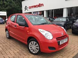 used suzuki alto red for sale motors co uk