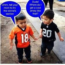 Broncos Vs Raiders Meme - denver vs raiders memes pinned by christina donoso cerutti