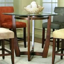 Kitchen Console Table With Storage Kitchen Table With Drawers Pub Tables With Storage Medium Image