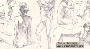 learn to shade with pencil