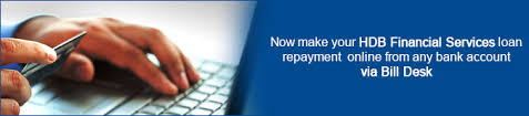 Sbi Cc Bill Desk Hdb Financial Services