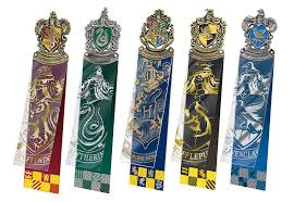 amazon com harry potter crest bookmark collection office products
