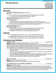 Family Law Attorney Resume Sample by Cool Arranging A Great Attorney Resume Sample Resume Template