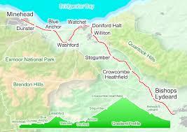 somerset map wsr somerset railway map