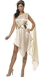 Roman Goddess Halloween Costumes Golden Goddess Women U0027s Roman Costume Moon Fairy
