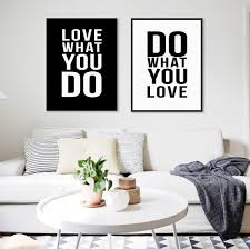 online buy wholesale canvas motivational wall art from china