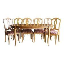Country French Dining Room Chairs French Country Dining Sets Ebay