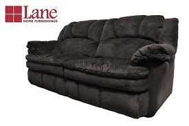 Decorative Home Furnishings Black Microfiber Couch By Lane Home Furnishings My Grand Haven