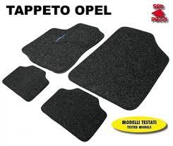 tappeti in moquette tappeti in moquette 4 pz exclusive per auto opel 2e4ruote accessori