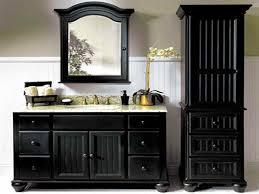 Bathroom Cabinet Manufacturers Black Bathroom Cabinet B American