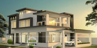 Contemporary House Floor Plans First Floor Elevation With Contemporary House Plans Kerala Home